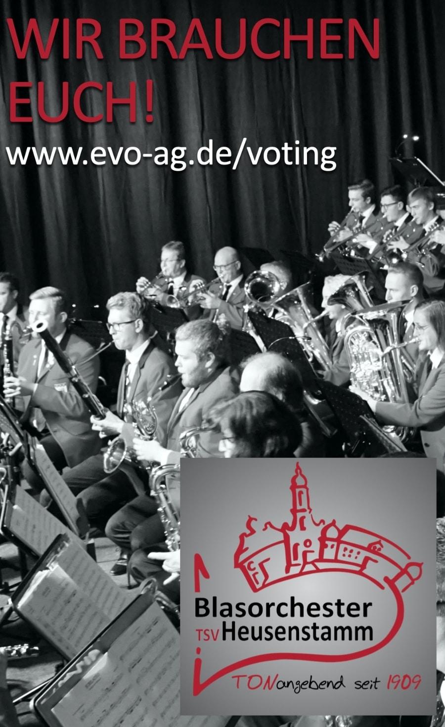 Voting-Blasorchester